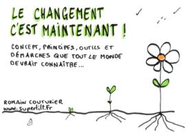 Conduite du changement, concepts, démarches et principes